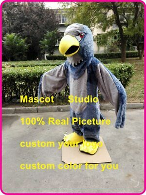 Plush Eagle Mascot Costume Suit Cosplay Party Game Dress Outfit Halloween Fancy@ • 283.50£