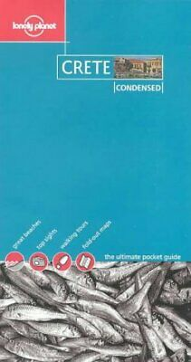 (Good)-Crete (Lonely Planet Condensed Guides) (Paperback)-Oliver, Jeanna-1864500 • 2.19£