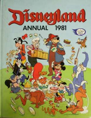 DISNEYLAND ANNUAL 1981, , Very Good Book • 8.03£
