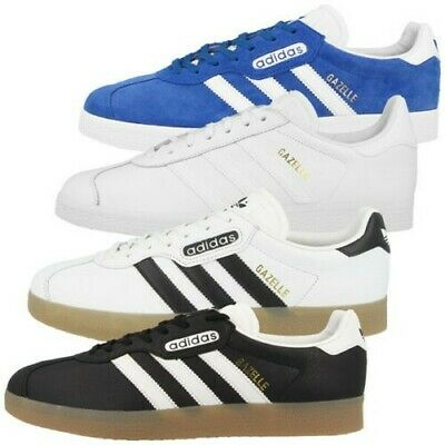 SNEAKERS UOMO ADIDAS GAZELLE BD7479 LEATHER SHOES SNKRSROOM