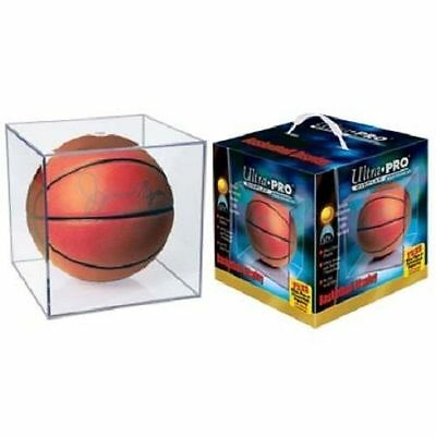 1 Ultra Pro Protection Basketball Cube Holder Display UV PROTECTED New  • 32.10$