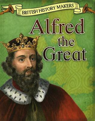Alfred The Great By Claire Throp (author) • 7.46£