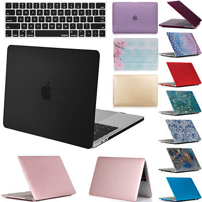 $9.59 • Buy MacBook Pro 13 Inch Case & Keyboard Cover 2019 2018 2017 Touch Bar A1989 A1706
