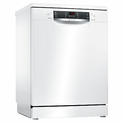 View Details Bosch SMS46IW10G Serie 4 13 Place Setting Dishwasher • 479.00£