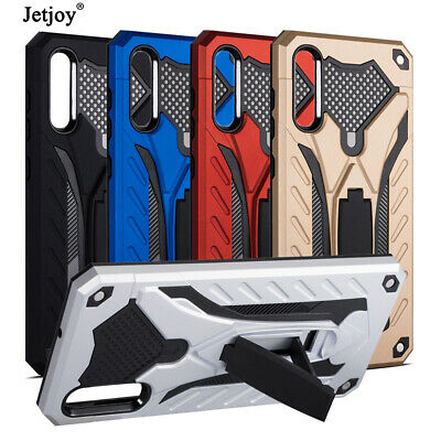 $ CDN4.49 • Buy For Samsung Galaxy Note 10 S10 Plus A70 Shockproof Armor Stand Phone Case Cover