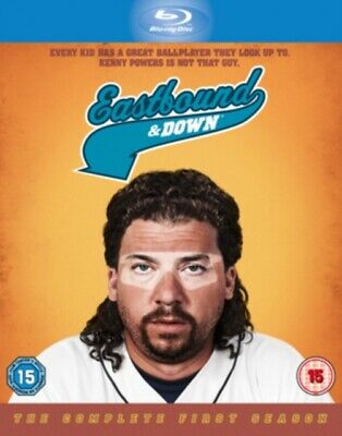 NEW Eastbound And Down Season 1 Blu-Ray • 11.11£