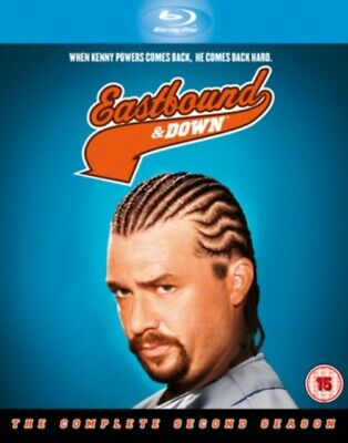 NEW Eastbound And Down Season 2 Blu-Ray • 11.11£