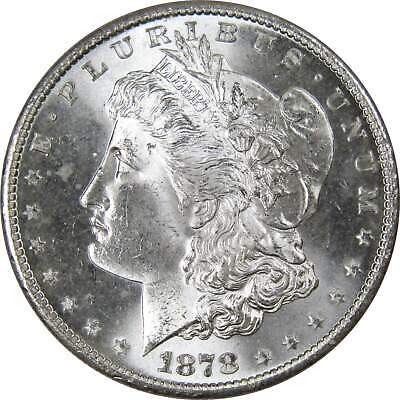 $86.99 • Buy 1878 S $1 Morgan Silver Dollar US Coin BU Choice Uncirculated Mint State