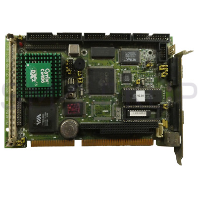 $89.85 • Buy Used & Tested ADVANTECH PCA-6145B/45L PCA6145B45L Industrial CPU Card