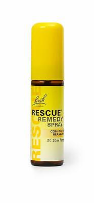 Bach Rescue Remedy Original Flower Remedy Spray To Comfort & Reassure - 20ml  • 10.65£