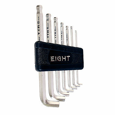 $ CDN38.47 • Buy New 7pcs Short Excellent Ball End Hex L-Key Wrench Set TTR-S7 Made In Japan