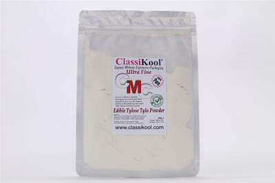 £5.99 • Buy Classikool 100g Pure CMC Tylose Powder Gum Tragacanth For Edible Glue & Icing