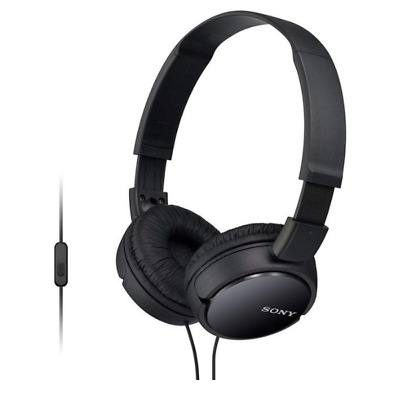 Sony Over Ear Sound Monitoring Headphones With Smartphone Mic & Control - Black  • 19.95£