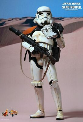 AU699.95 • Buy NEW Star Wars HOT TOYS MMS295 902414 Sandtrooper 1:6 Scale 12  Figure A New Hope