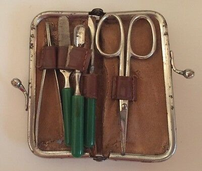 MARILYN MONROE Owned Manicure Set Estate COA PROVENANCE From Notable Publicist • 4,249.15$