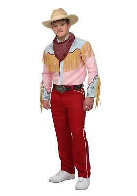 $64.98 • Buy Back To The Future Cowboy Marty Costume
