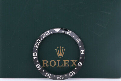 $ CDN488.78 • Buy Rolex GMT Master II Ceramic Bezel Insert For Model 116710 FCD9218
