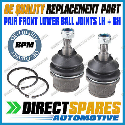 AU59.95 • Buy PAIR NEW FRONT LOWER BALL JOINTS FORD TERRITORY SY Mk2, SZ RWD AWD 2010-ON LH+RH