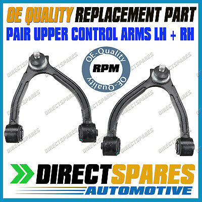AU188.95 • Buy PAIR Ford Territory SX SY SZ Front Upper Control Arms With BALL JOINTS 2004-17