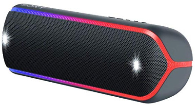 $63.50 • Buy Sony SRS-XB32 Portable Bluetooth Speaker Extra Bass-Black Free Priority Shipping