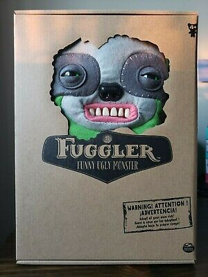 $ CDN75.99 • Buy  New Spin Master 12  Green Sickening Sloth Fuggler Plush Doll