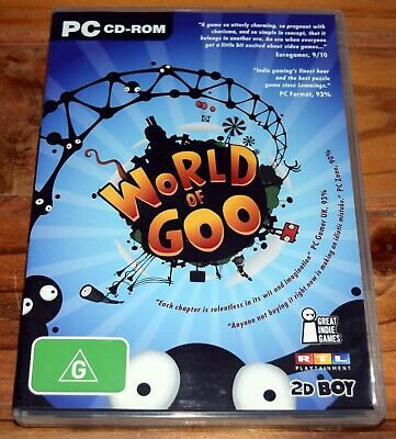 AU15 • Buy World Of Goo PC Game