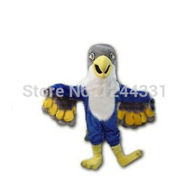 Eagle Bird Mascot Costume Cosplay Party Dress Clothing Carnival Halloween Adults • 238.50£