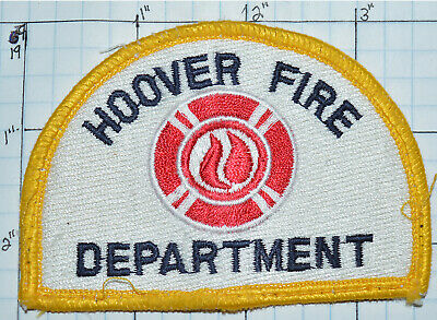 Alabama, Hoover Fire Dept Patch • 2.74£