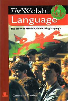 Davies, Cennard THE WELSH LANGUAGE  Paperback BOOK • 4.85£