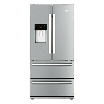 View Details Beko GNE60520DX American Fridge Freezer With Water Dispenser (IP-ID607313379) • 541.90£