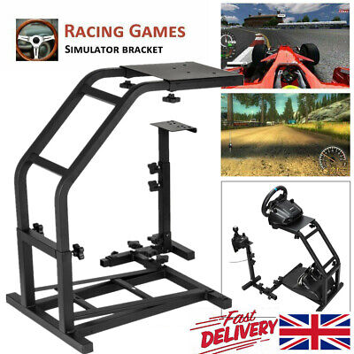 £47.98 • Buy Steering Wheel Stand Racing Simulator Gt Gaming For Ps4 Logitech G920,g29,t300s