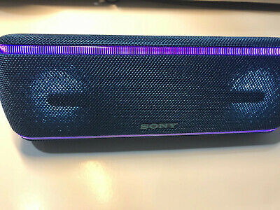 $89.24 • Buy Sony SRS-XB41 Portable Bluetooth Speaker With Extra Bass, Water Proof - Blue