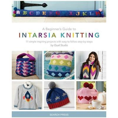 A Beginner's Guide To Intarsia Knitting By Quail Studio, Jesse Wild (photogra... • 8.07£