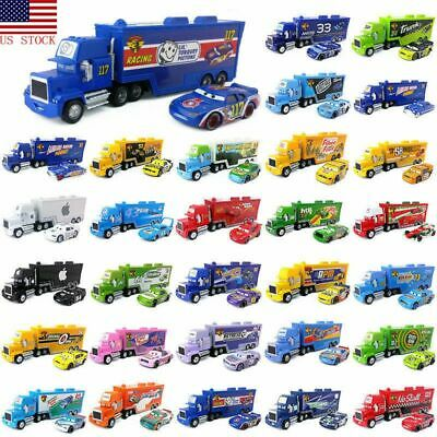 disney cars king hauler