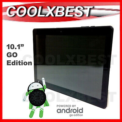 AU79.98 • Buy 10.1  ANDROID 8.1 GO EDITION TABLET PC TAB HD QUAD CORE 16GB WiFi BLUETOOTH