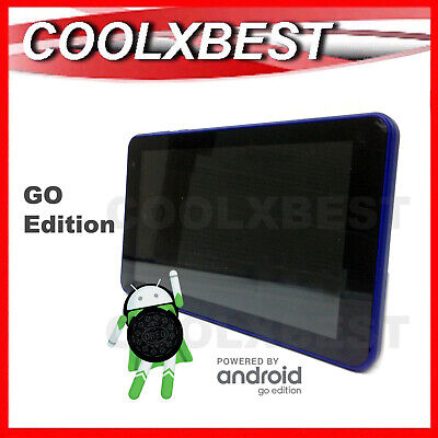 AU55.98 • Buy 7  ANDROID 8.1 GO EDITION TABLET PC QUAD CORE 16GB BLUETOOTH & WiFi BLUE KIDS