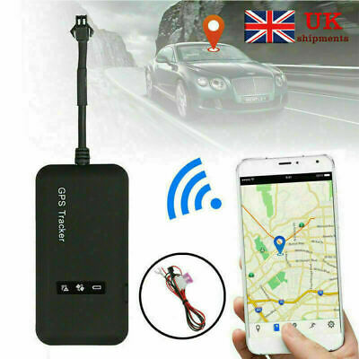 Realtime GPS GPRS GSM Spy Tracking Tracker Device For Car/Van/Vehicle/Motorcycle • 14.99£