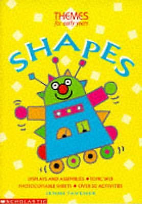 £2.79 • Buy Shapes (Themes For Early Years), Tavener, Jenni, Very Good Book