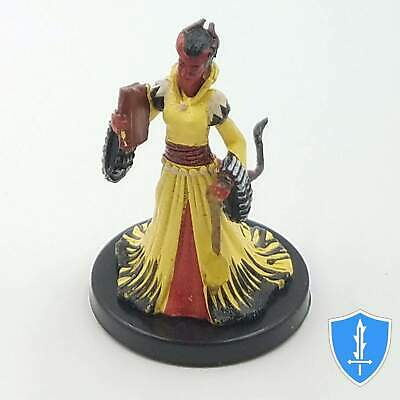 $ CDN11.90 • Buy Sylvira Savikas, Tiefling - Baldur's Gate Descent Into Avernus #34 D&D Miniature