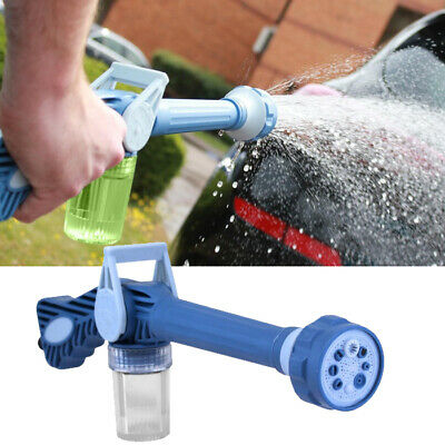 View Details High Pressure Turbo Car Jet Wash With Soap Foam Mixer Hose Pipe Washer Gun Canon • 7.99£
