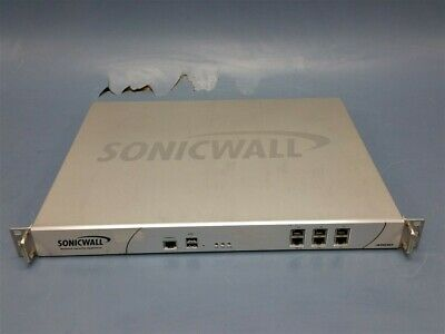 Used SonicWall NSA 4500 Network Security Appliance 1RK21-072 Powers On • 145$