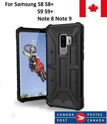 $ CDN8.95 • Buy For Samsung Galaxy S8 S9 Note 8 Note 9 Plus Heavy Duty Armour Case Hard Cover