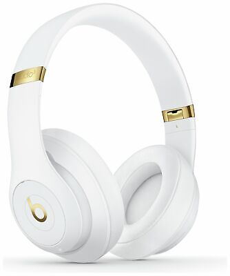 Beats By Dre Studio 3 Wireless Over-Ear Headphones - White • 169.95£