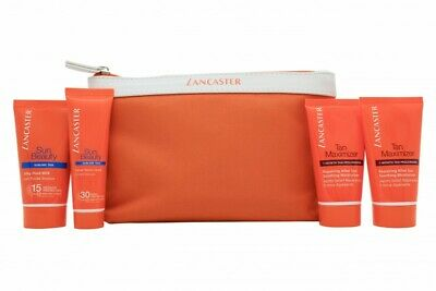 Lancaster Sun Care Giftset 50ml Silky Fluid Milk Spf15 + 30ml Sun Beauty Velvet  • 21.86£