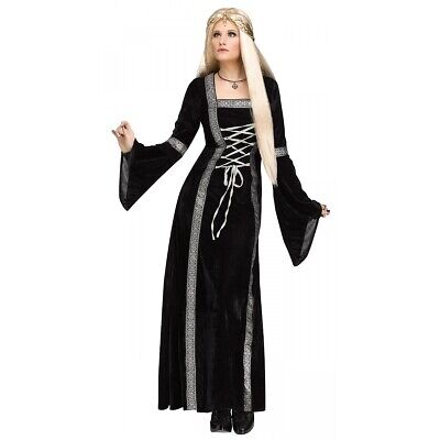 $ CDN36.50 • Buy Medieval Costume Adult Renaissance Maiden Halloween Fancy Dress