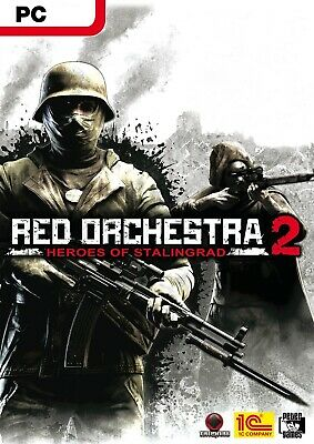 £3.33 • Buy Red Orchestra 2: Heroes Of Stalingrad PC Download Vollversion Steam Code Email