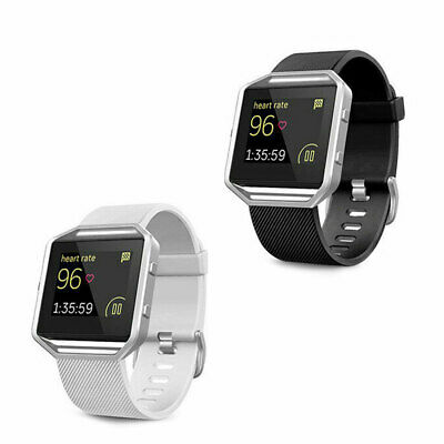 $ CDN6.13 • Buy For Fitbit Blaze Watch Replacement Band Small Silicone Sport Strap New