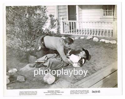 $ CDN12 • Buy Peggy Castle Fights Attackers Roger Corman Western Rarity Movie Photos Lot 1956