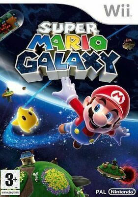 Wii - Super Mario Galaxy - Same Day Dispatched - Boxed - VGC - Nintendo • 15.97£