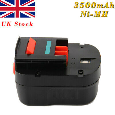3.0AH 12V Ni-MH Battery For BLACK & DECKER A12 A12-XJ A12EX A1712 FS120B HPB12 • 18.91£